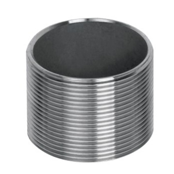 Full outer pipe joint (thread standard DIN2999)
